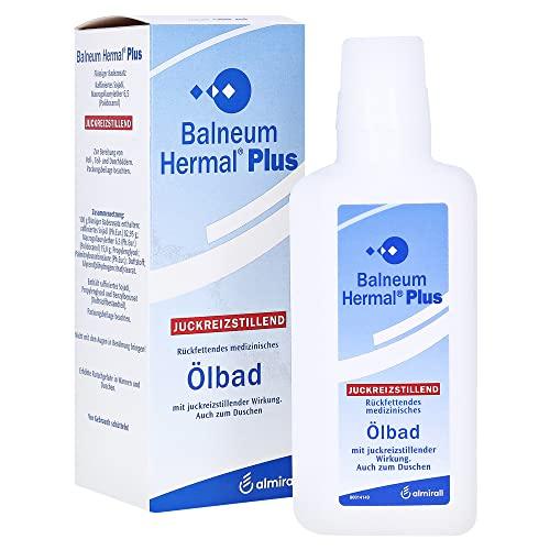 Balneum Hermal Plus juckreizstillendes Ölbad, 500 ml Lösung