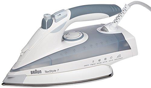 Braun TS785STP Plancha a vapor, función espray, sistema antical automátic,...