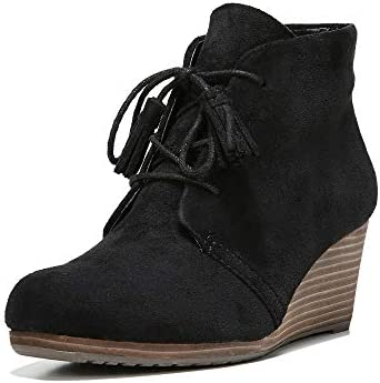 Dr. Scholl's Women's Dakota Boot (various sizes in Black or Stucco)