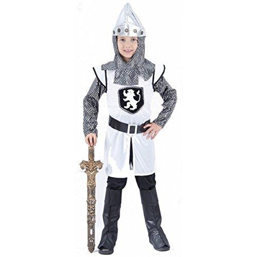 Disfraz de caballero cruzado medieval para niño 10 - 12 ans (L)