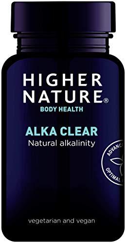 Higher Nature Alka-Clear, 180 veg tapas