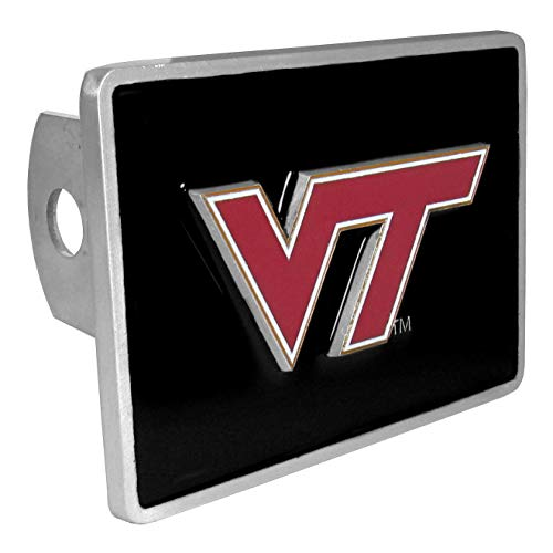 Siskiyou NCAA Virginia Tech Hokies Trailer Hitch Cover, Class III