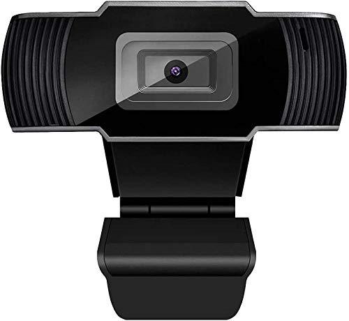 Cámara web Full HD 1080P 5 megapíxeles Micrófono incorporado Cámara Streaming Cámara web Stream Cámara de enfoque automático para videoconferencia Estudio para escritorio