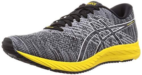 Asics Gel-DS Trainer 24, Zapatillas de Running para Hombre, Negro (Black/Tai/Chai Yellow 003), 40 EU
