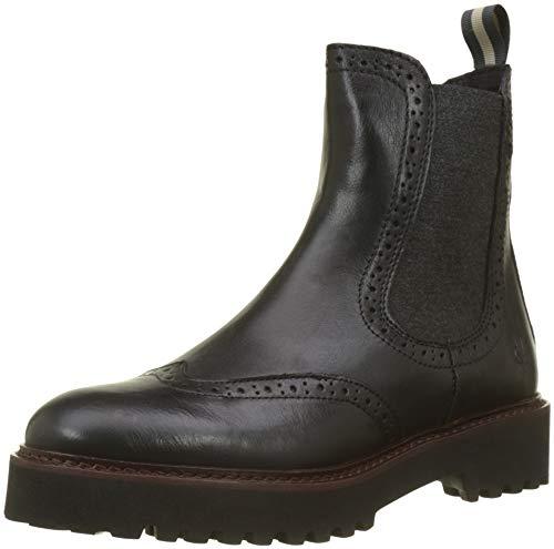 Marc O'Polo Damen Chelsea Boots, Schwarz (Black 990), 37.5 EU