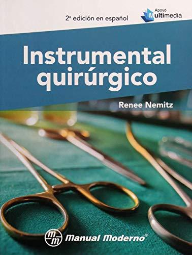 Tijeras Quirurgicas  marca Manual Moderno