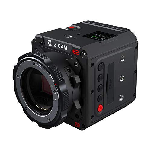 Z CAM E2-F8 Professional Full-Frame 8K Cinema Camera, EF Mount