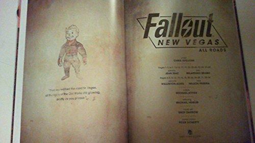 Fallout New Vegas All Roads (Graphic Novel)