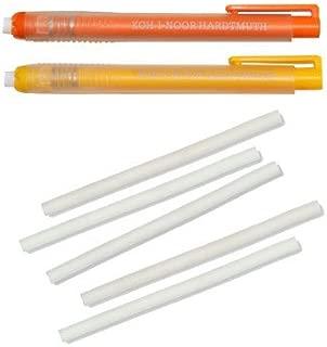 Gomme pour crayon graphite 0300060025/KD souple de Koh-I-Noor.