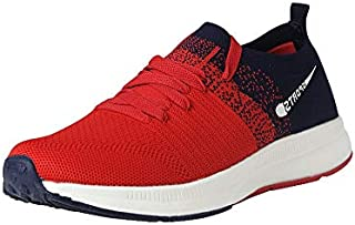 VIR SPORT Max My Air Red Men's Running Shoes