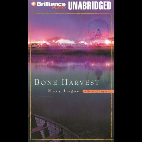 Bone Harvest audiobook cover art