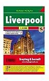 Liverpool, Stadtplan 1:10.000, City Pocket + The Big Five, freytag & berndt Stadtpläne