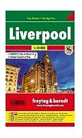 Liverpool City Pocket + the Big Five Waterproof 1:10 000