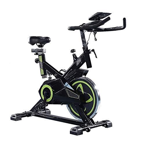 KSW_KKW Upright Spinning Fahrrad Mute Heimtrainer Heim Fahrrad Indoor Heimtrainer Abnehmen Fitnessgeräte Gym (1050x480x1200mm)