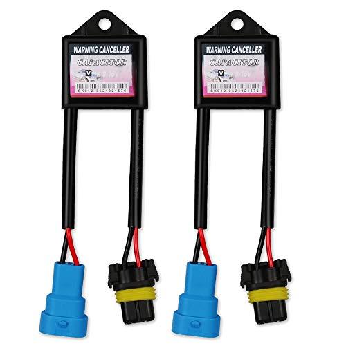 HSUN HID Xenon Anti Scintillement Avertissement Supprime les problèmes d'interférences radio de voiture lors de l'utilisation des ampoules HID
