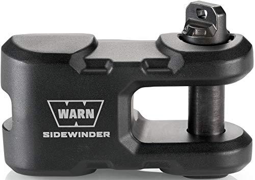 WARN 100770 Winch Accessory: Epic Sidewinder, Black