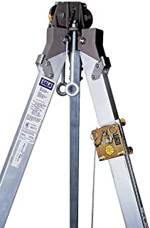 3M DBI-SALA Advanced 8003238 Confined Space Component, Pulley Bolts To 8000000 Series Tripod Leg and Routes Winch/SRL Lifeline Up To 1/4