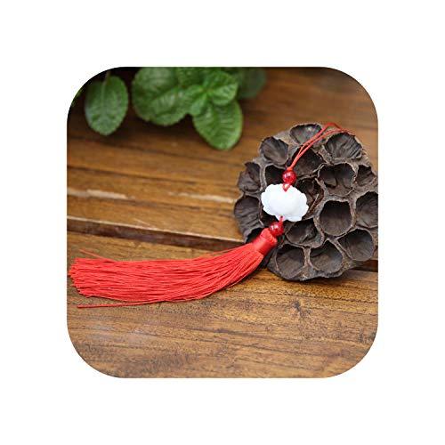 Einfaches Stickset für Anfänger Handarbeitsstich Sukkulenten-Kaktusblüten 15 cm mit Reifen DIY Art Sewing Craft-1 piece Pendant-With bamboo hoop