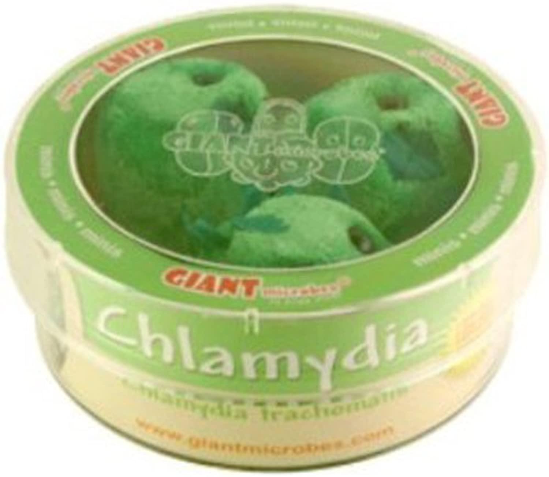 Giant Microbes Chlamydien (Chlamydien TRACHOMATIS) Petrischale