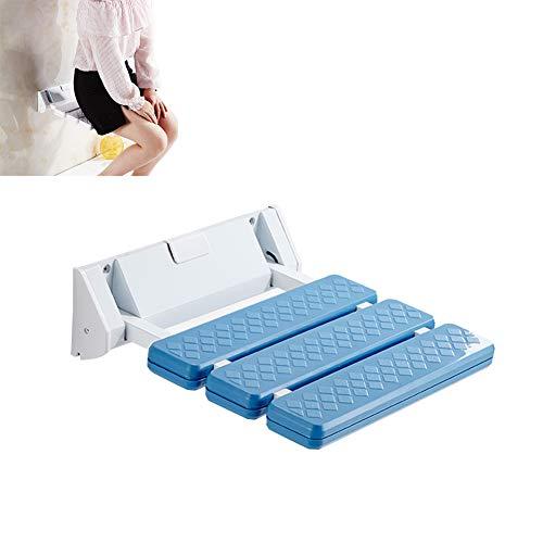 LXYYSG Duschklappsitz, Wandmontage Duschsitz Klappsitz Badehilfe Duschhilfe Shower Seat, für Schwangere, Senioren, Behindert
