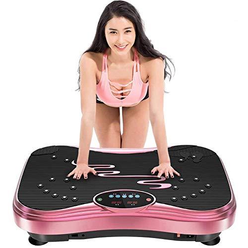 Kotee Body Toning Vibratoria Pérdida de Peso Perder Grasa Placa Power Fitness Plataforma Thin Thin armas de cintura fina de estómago Equipo de entrenamiento for adultos de todo el cuerpo Entrenamiento