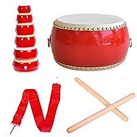 タムタム おもちゃのドラム、子供用ドラム、牛革ドラム、打楽器、打楽器10CM,15CM,20CM,23CM,26CM,30CM,33CM,40CM,45CM,52CM,60CM,67CM,80CM (20CM)