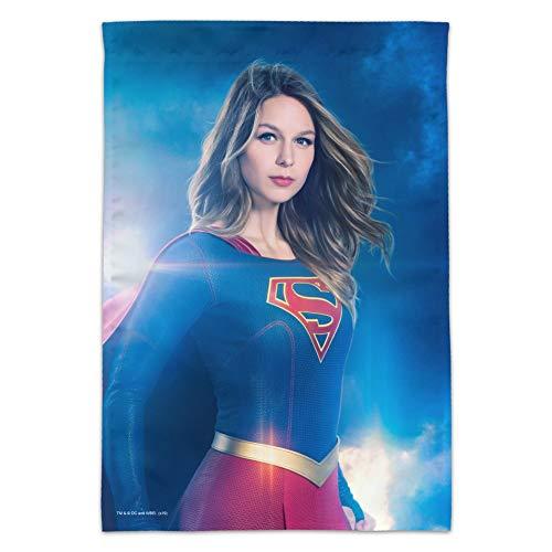 GRAPHICS & MORE Supergirl TV-Serie Gartenhof Flagge Flag Only (No Pole) Multi