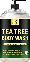 Image of Tea Tree Antifungal Body...: Bestviewsreviews