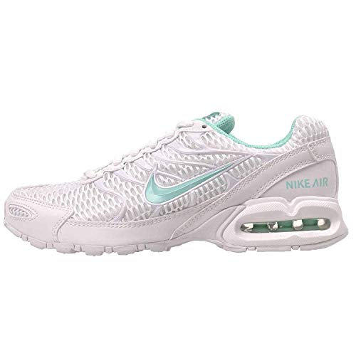 Nike Women's Air Max Torch 4 Running Shoes (7.5 B(M) US, White/Mint)