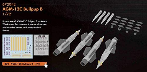 Eduard Brassin 1:72 - AGM-12C Bullpup B