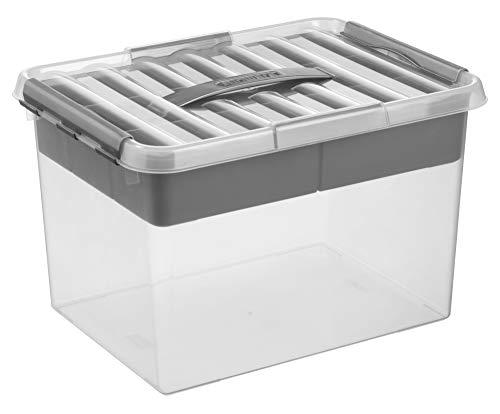 Sunware H6161002 Box mit Griff, 22 L