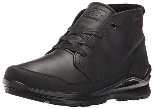 New Balance Men's 3020 V1 Chukka Winter Boot, Black, 11 2E US