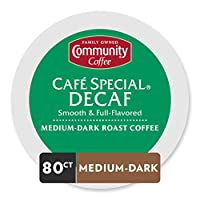 コミュニティコーヒーシングルサーブ80ct