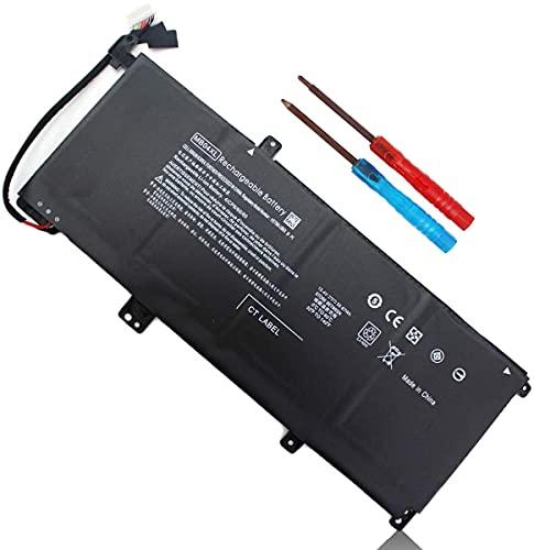 MB04XL Laptop Battery Compatible with HP Envy X360 M6-AQ105DX M6-AQ003DX M6-AQ005DX AR004DX AQ103DX AQ105DX Convertible PC 15' 15-AQ005NA 15-AQ101NG AQ015NR 843538-541 844204-850 HSTNN-UB6X