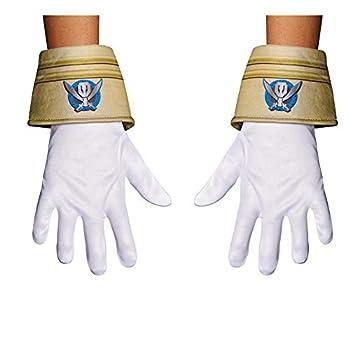 Disguise Saban Super MegaForce Power Rangers Special Ranger Child Gloves One Size Child