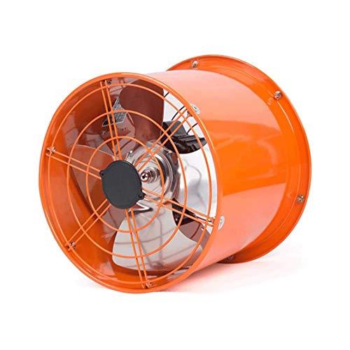 LANDUA Cocina Aseo lumbrera Tubo de escape del ventilador del aire de ventilación de techo de refuerzo del ventilador Rejilla de refrigeración Aspirador, for la cocina Los aficionados Aseo de ventilac