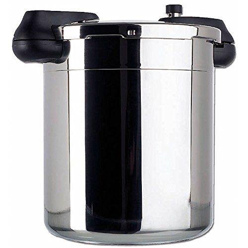 Sitram SitraMax Pressure Cooker, 14 Qt. Stainless Steel 013320