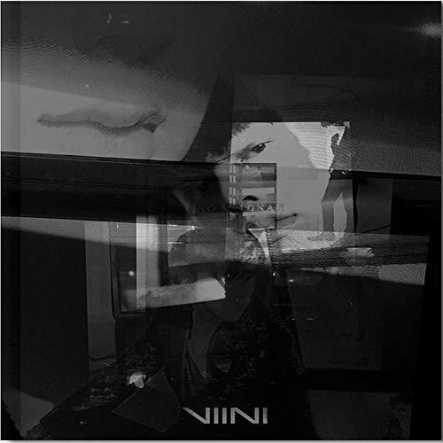 YG Kwon Hyun Bin JBJ VIINI – Dimensión [ON Ver.] (1st Mini Album) CD+92p Photobook+Selfie Photocard+Postcard+Frame Card+Double Side Folded Poster