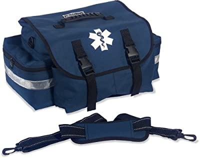 Arsenal 5210 Small First Responder Trauma EMT First Aid Duffel Bag w/ Shoulder Strap, Blue from Ergodyne