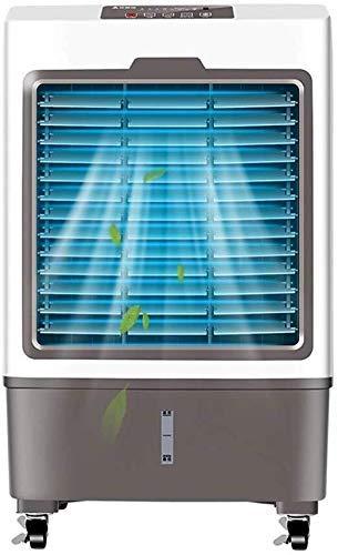 Ventilador de Aire Acondicionado portátil 3 en 1, Aire Acondicionado evaporativo, humidificación y purificación de Aire Industrial, Tanque de 20L
