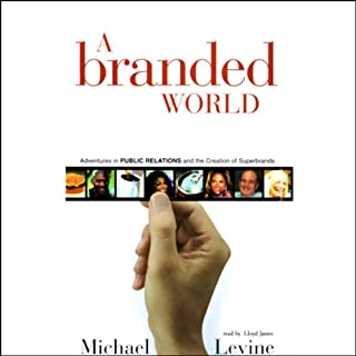 A Branded World audiobook cover art