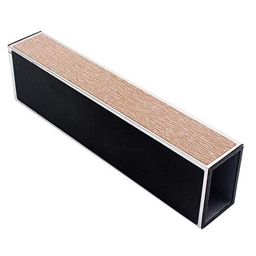 Cutogain Guitar Sanding Fret Leveling Beam Leveler Bar Feile Sandpapier Luthier Tools für Bass