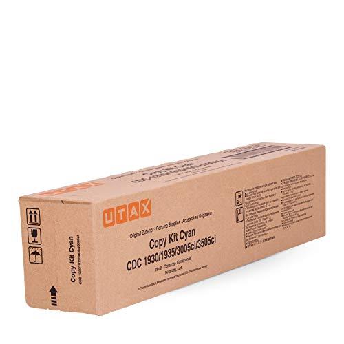 Utax Original 653010011 /, für 3505 Ci Premium Drucker-Kartusche, Cyan, 15000 Seiten