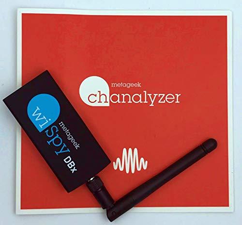 For Sale! MetaGeek Wi-Spy DBx + Chanalyzer 5 with Report Builder