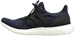 Vegan Parley Ultraboost Navy with Black Stripes