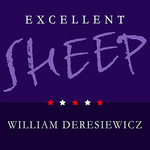 Excellent Sheep audiobook cover art