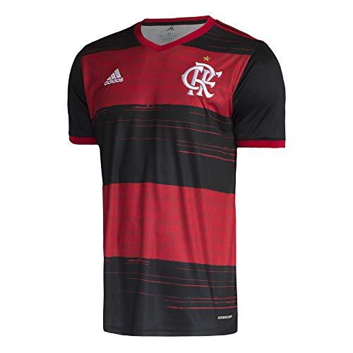 Camisa CR Flamengo 1 Adidas 2020 ED9168 (M)