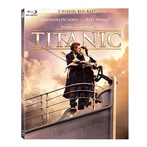 FHE Titanic - Blu-Ray - 2 Discos