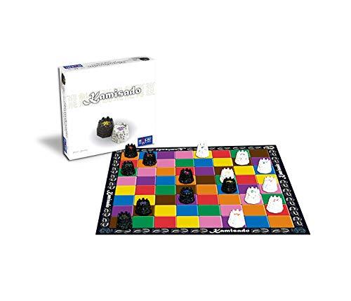 Ludokubo KAMISADO (Anleitung auf Englisch) - Brettspiel