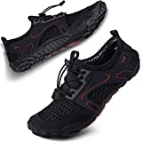 SEEKWAY Mens Womens Water Shoes Quick-Dry Aqua Sock Barefoot Athletic Sports Shoes for Outdoor Beach...